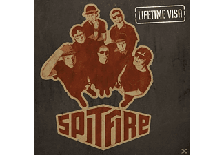 Spitfire - Lifetime Visa - (CD)