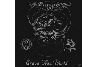 Discharge - Grave New World [Vinyl]
