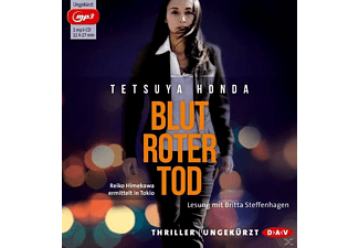 Blutroter Tod. Reiko Himekawa ermittelt in Tokio - 1 MP3-CD - Krimi/Thriller
