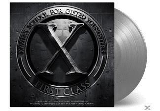 OST/VARIOUS - X-Men: First Class (Henry Jackman)( [Vinyl]