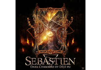 Sebastien - Dark Chambers Of Deja Vu (New Version) [CD]