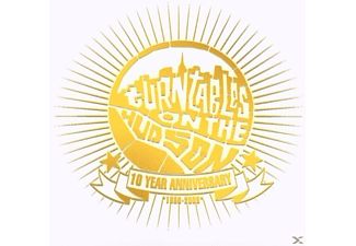 Turntables On The Hudson - 10 Year Anniversary 1998-2008 - (CD)
