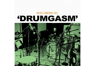 Janet Weiss, Matt Cameron, Zach Hill - Drumgasm - (LP + Download)