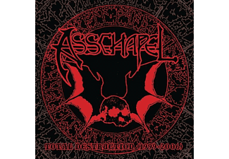 Asschapel - Total Destruction (1999-2006) - (Vinyl)