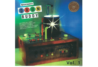 Q-Electronics - Drum Buddy Demonstration [Vinyl]