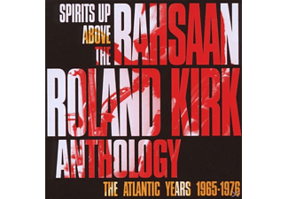 Rahsaan Roland Kirk - Spirits Up Above-The Atlantic Years 1965-1976 - (CD)