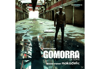 Mokadelic - Gomorra-Ost [CD]
