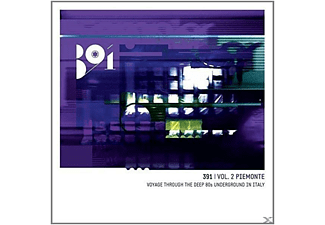 VARIOUS - Voyage Through The Deep 80s Undergr [CD]