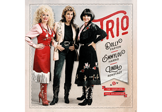 Dolly Parton, Linda Ronstadt, Emmylou Harris - The Complete Trio Collection [CD]