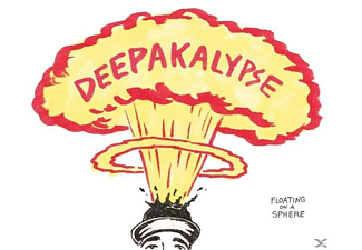 Deepakalypse - Floating On A Sphere - (CD)