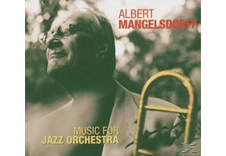 Mangelsdorff Albert - Music For Jazz Orchestra [CD]