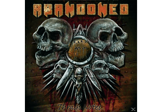 The Abandoned - Thrash Notes [CD]