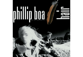 Phillip Boa, Phillip & The Voodooclub Boa - Hair (Re-Mastered) [CD]