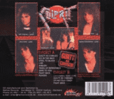 Culprit - Guilty As Charged (Incl.3 Live Bonus Tracks) (CD) - broschei