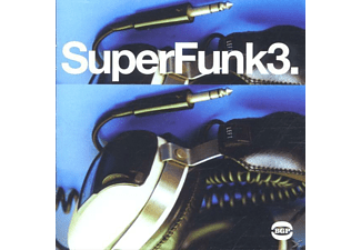 VARIOUS - Super Funk Vol. 3 - (CD)