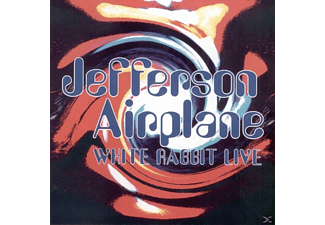 Jefferson Airplane - White Rabbit Live - (CD)