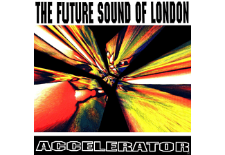 The Future Sound Of London - Accelerator-25th Anniversary Edition (Expanded) [CD]