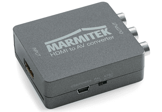 MARMITEK Connect HA13 HDMI-naar-RCA-adapter