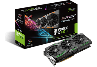 ASUS GeForce® GTX 1070 OC Strix Gaming, 8GB GDDR5 (90YV09N0-M0NA00)