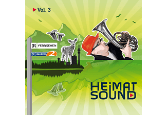 VARIOUS - BR-Heimatsound, Vol.3 - (CD)