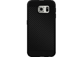 "BLACK ROCK ""Material Case Real Carbon"" Galaxy S7 Handyhülle, Schwarz"