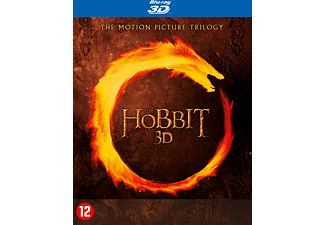 The Hobbit Trilogy 3D | 3D Blu-ray