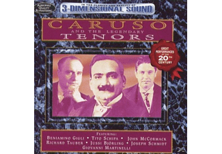 VARIOUS - Caruso & The Legendary Tenors - (CD)
