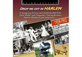 VARIOUS - Drop Me Off In Harlem - (CD)