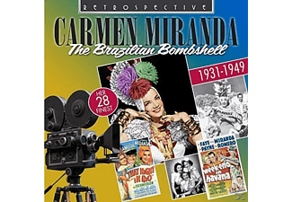 Carmen Miranda - The Brazilian Bombshell [CD]