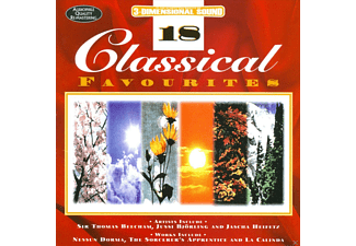 VARIOUS - 18 Classical Favourites Sample - (CD)