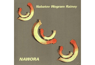 Simon Nabatov, Nils Wogram, Tom Rainey - Nawora - (CD)