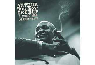 "Arthur ""big Boy"" Crudup - A Music Man Like Nobody Ever Saw (5-CD Box) - (CD)"