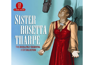 Sister Rosetta Tharpe - Absolutely Essential 3CD Collection - (CD)