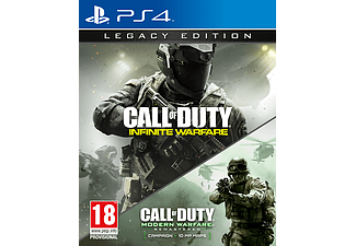 Call Of Duty: Infinite Warfare (Legacy Edition) | PlayStation 4