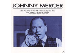 Johnny Mercer - Mercer-Poetry Of Johnny Merc - (CD)