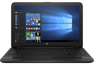 HP 15-ay133ng, Notebook mit 15.6 Zoll Display, Core™ i7 Prozessor, 12 GB RAM, 1 TB HDD, Radeon R7 M440, Jack Black
