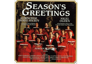 Altrincham Choir - Altrincham Choir-Seasons Gre - (CD)