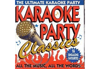 VARIOUS - Karaoke Party Classics - (CD)
