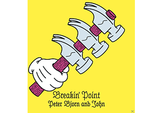 Peter Bjorn And John - Breakin' Point - (CD)