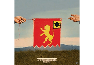 Blind Pilot - And Then Like Lions (LP+MP3) - (LP + Download)