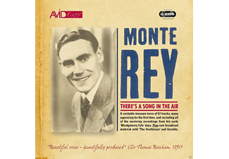 Monte Ray - Rey-Theres A Song In The Air - (CD)