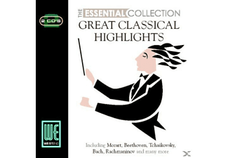 VARIOUS - Essential-Great Class.Highl - (CD)