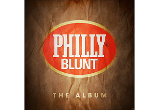 VARIOUS - Philly Blunt-The Album [CD]