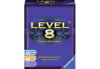 RAVENSBURGER Level 8 Kartenspiel