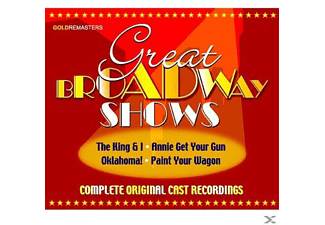 Original Cast Recordings - Ocr-Great Broadway Shows - (CD)
