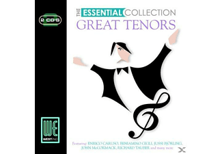 VARIOUS - Essential Coll.-Great Tenors [CD]