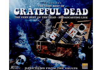 Grateful Dead - The Very Best Of Grateful Dead (Broadcasting Live) - (CD)