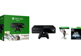 MICROSOFT Xbox One 1TB + Quantum Break + Forza 6 + Alan Wake X360