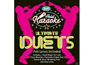 VARIOUS - Ultimate Karaoke Duets - (CD)