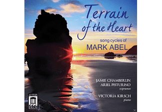 Jamie Chamberlin, Ariel Pisturuno, Victoria Kirsch - Terrain Of The Heart [CD]